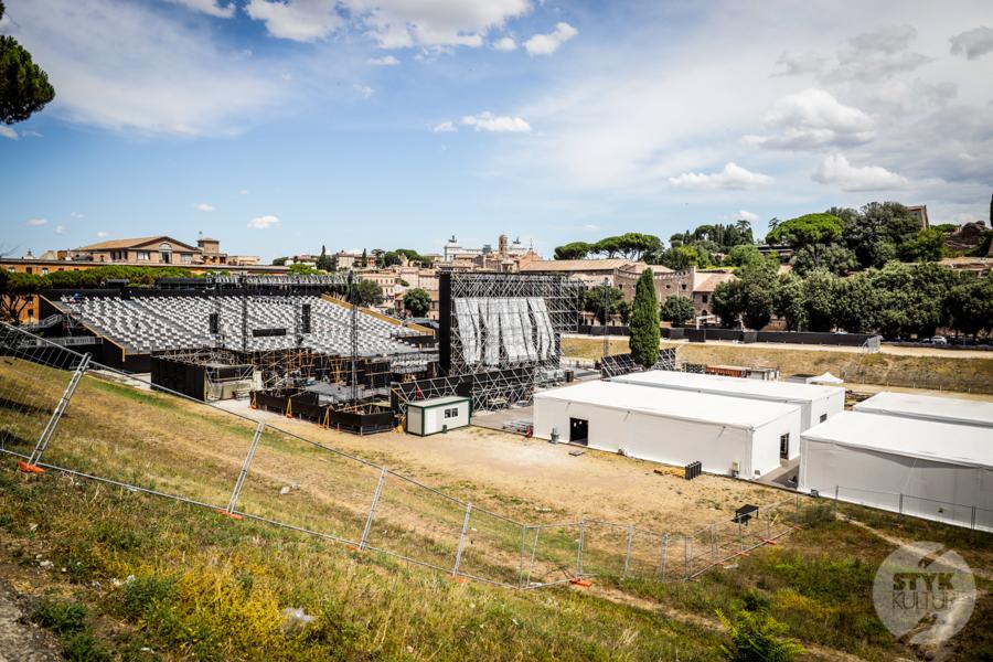 Rzym Circus Maximus 8 of 8 Letni sezon operowy wraca do Rzymu