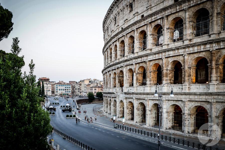 Rzym Koloseum 1 of 1 EURO 2020: Turcja już w najbliższy piątek powalczy w Rzymie o zwycięstwo w meczu otwarcia!